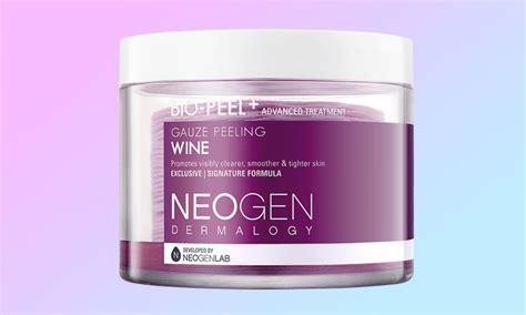 Neogen Biopeel Gauze Peeling Wine The Review Neogen Dermalogy Bio Peel Gauze Peeling Wine