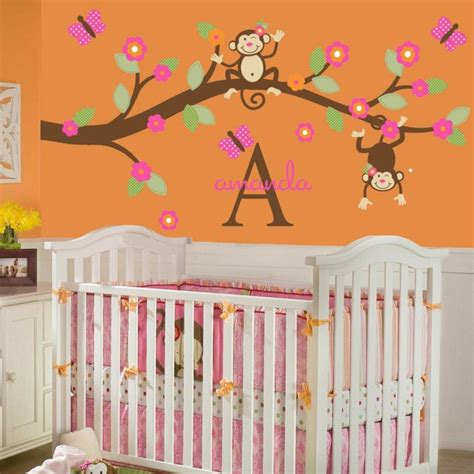80 Installation Exles With Positive Effects For Wall Orange Nursery Decor