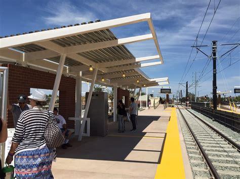 Crc Light Rail Station Public Transportation