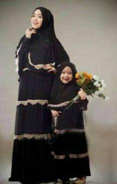 Baju Muslim Ibu Dan Anak 42 Images Of Beautiful With Their