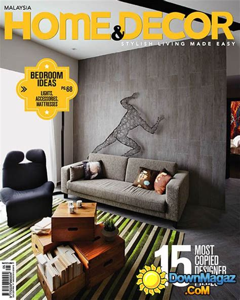 Home Design Magazines Malaysia | home decor malaysia may 2014 187 download pdf magazines