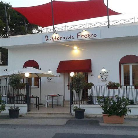 fresco restaurant fresco restaurant isola delle femmine restaurant