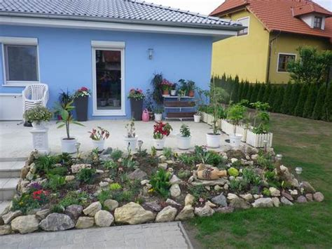 terrasse bepflanzen bepflanzung terrasse hang lyfa info