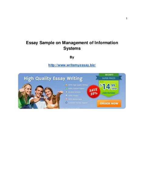 thesis on education management information system essay sle on management of information systems