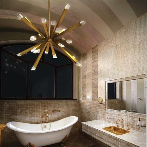 Bathroom Light Fixtures Modern by 42 Best Modern Bathroom Lighting Images On
