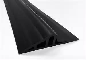 30mm black rubber floor seal ja seals