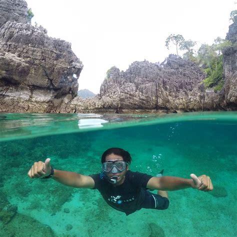 lokasi dan rute menuju blue lagoon sulawesi tengah