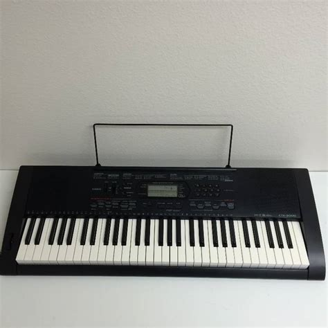 Keyboard Casio Ctk 3000 casio ctk 3000 keyboard electronics