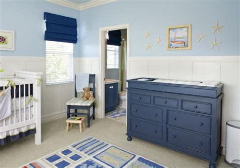 einrichtung babyzimmer kinderzimmer jungen dekor
