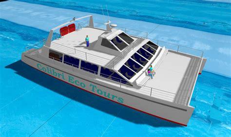 catamaran hull efficiency kurt hughes multihull design catamarans and trimarans