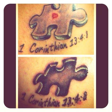 matching tattoo fail matching tattoos quot love never fails quot tattoo ideas