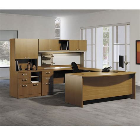 U Shaped Desks Home Office Choosing Best U Shaped Desks All About House Design