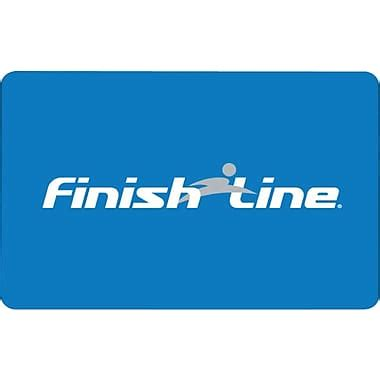 finish line usa - Finish Line Gift Cards