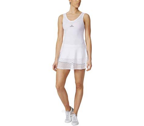 adidas jurk wit adidas stella mccartney barricade dames tennis jurk wit