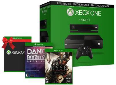 Xbox One Giveaway Canada - xbox one with kinect refurbished with ryse edition dance central free shipping at