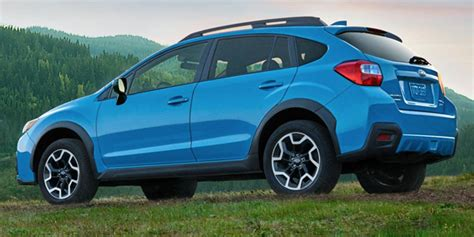 Cpo Subaru by 2016 Subaru Certified Pre Owned Crosstrek Model Features