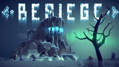 besiege free updated v0 09 besiege v0 4 update new land enemies frozen island