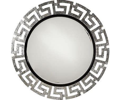 black mirror ai aico after eight wall mirror in black onyx ai 19260 88