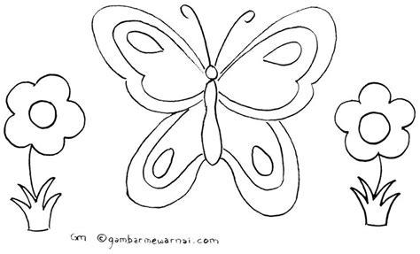 anti stres bunga buku mewarnai coloring book for adults gambar mewarnai kupu kupu a beautiful butterfly