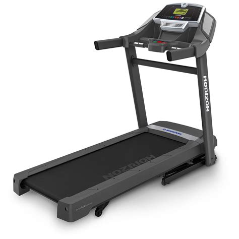 horizon fitness 174 t202 03 folding treadmill 423900 at