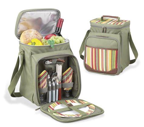 1kg Promo Picnic Cooler Set santa barbara picnic basket cooler for two 9 3 4 quot x13 1 2