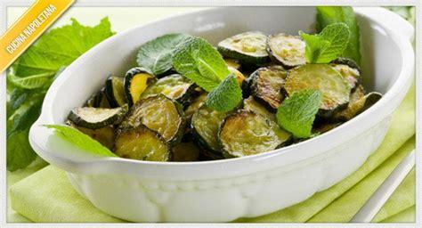ricette di cucina napoletana ricetta delle zucchine trifolate cucinare alla napoletana