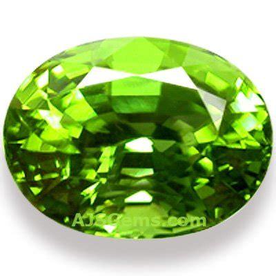 peridot gemstone information at ajs gems