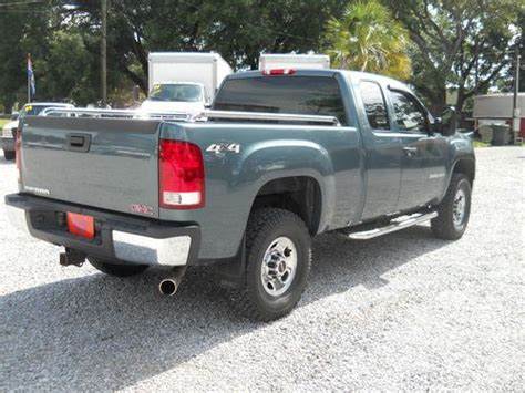 how to work on cars 2007 gmc sierra 1500 electronic valve timing sell used 2007 gmc sierra 2500hd work truck ext cab 4wd