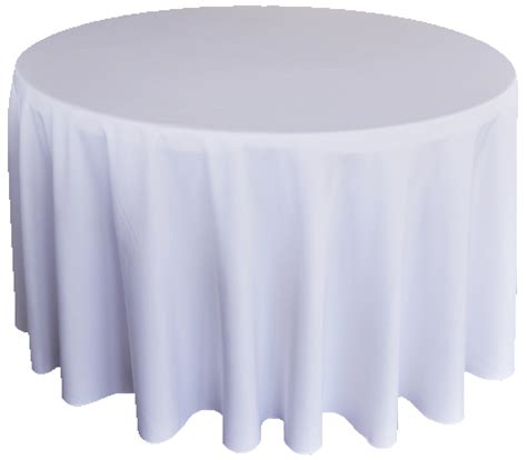 Table Cloths by 108 Polyester Tablecloth White Wholesale Table Covers