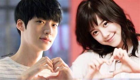 goo hye sun y su esposo ahn jae hyun revela como le propuso matrimonio a goo hye