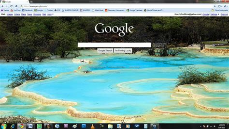 google themes 1920x1080 how to change google s background youtube