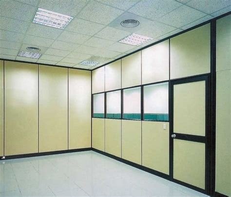 aluminium section partition office high partition wall in aluminium profile in