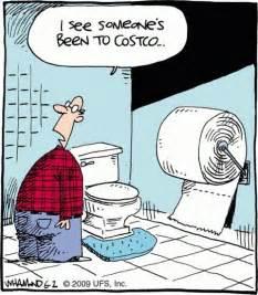 Bathroom Humor A Bathroom Observation