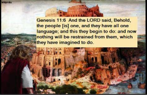 tower of babel genesis the tower of babel bible story verses meaning