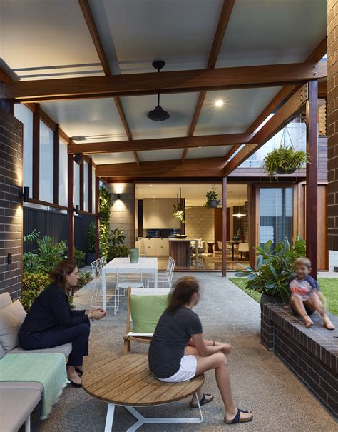 projects facade house brisbane architects residential