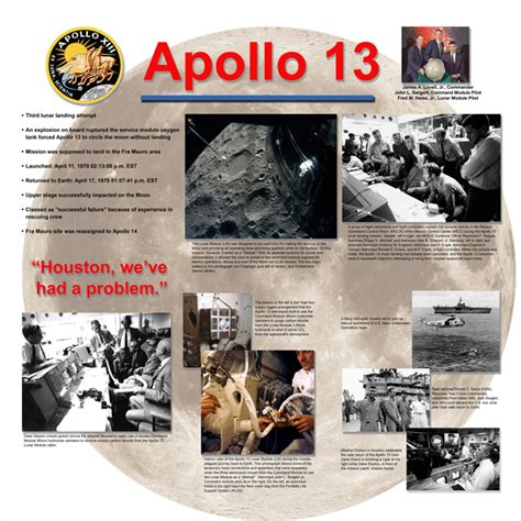 apollo 13 mission overview lunar and planetary institute apollo manned missions lunar and planetary laboratory