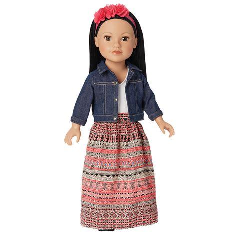 black journey doll journey 18 inch doll callie toys r us australia