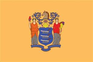 new jersey state colors new jersey state flag liberty flag banner inc