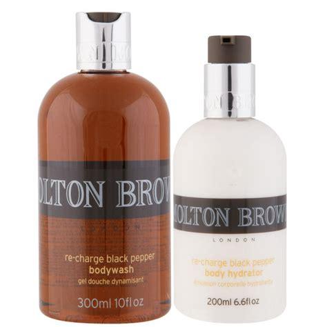 Molton Brown Pepper Shower Gel molton brown black pepper duo shower gel hydrator
