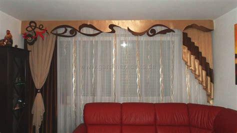 wohnzimmer vorhang klassischer wohnzimmer vorhang mit gro 223 er schabracke und