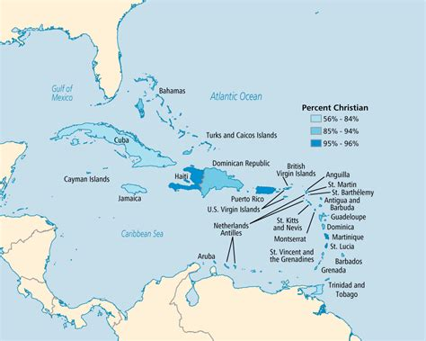 Caribbean   Operation World