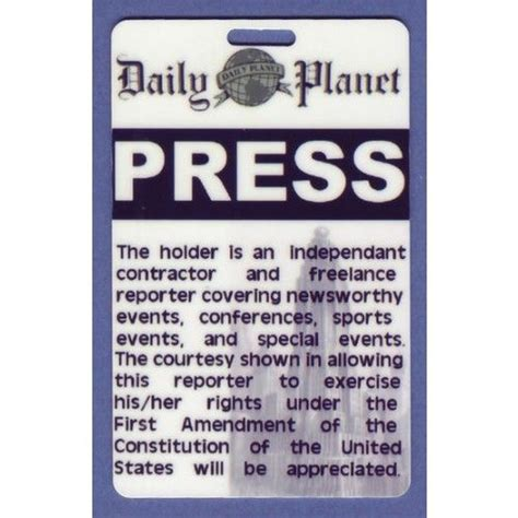 press badge template lois press pass template www pixshark images