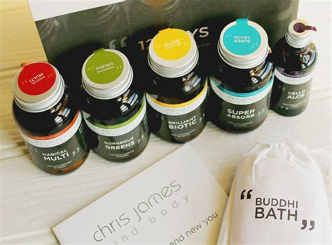 Chris Detox by Chris 12 Day Cleanse Review The Inbox