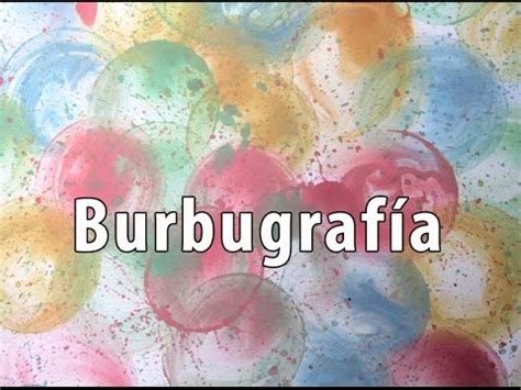 trabajos con texturas visuales y t 225 ctiles c 243 mo pintar con burbujas youtube