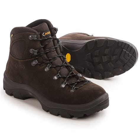 aku boots aku tribute suede tex 174 hiking boots for save 44
