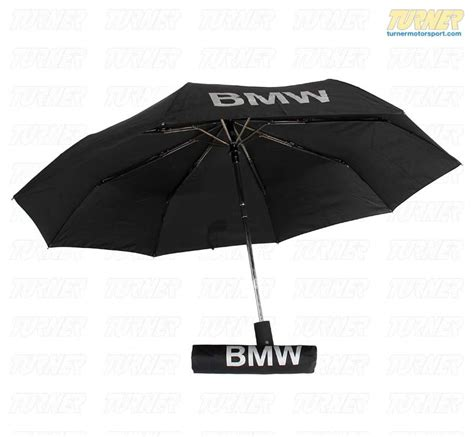 bmw umbrella 80230439653 genuine bmw umbrella turner motorsport