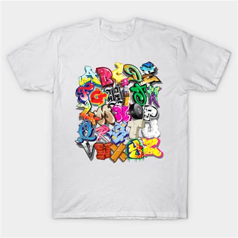 T Shirt Grafiti t shirt graffiti