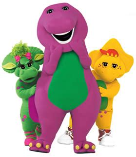 Go Barneys The Fall Barney Color by Dibujos Para Colorear De Barney Portal De Manualidades