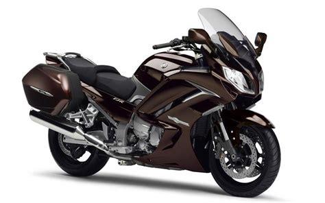 Yamaha Unveils New Fjr 1300 Ae