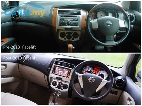 interior nissan grand livina buyer s guide nissan grand livina the old faithful